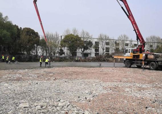 上海专业混凝土配送价格