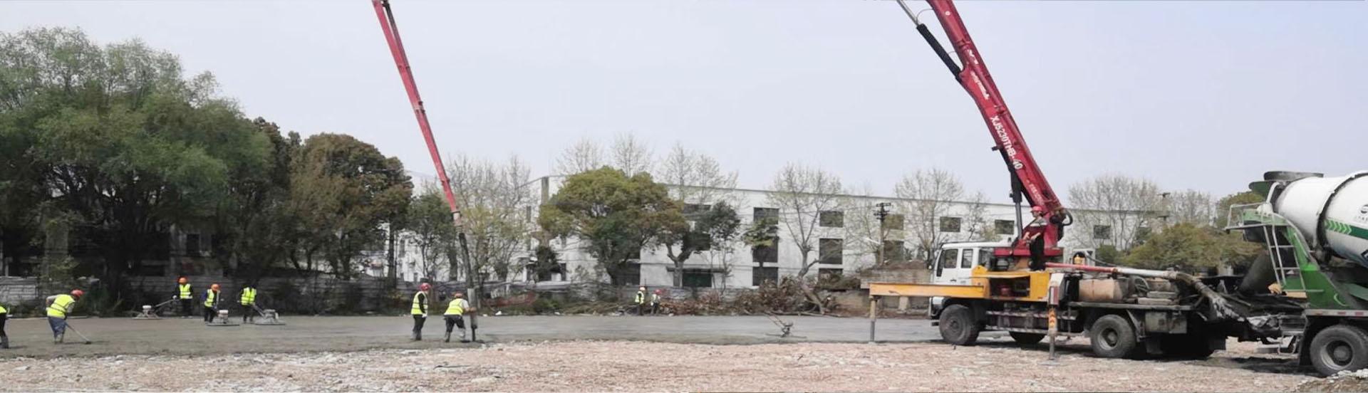 上海混凝土施工